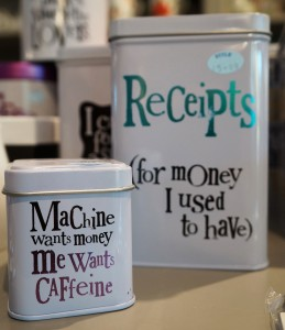 At £2.50 a piece, those little moneyboxes won't break the bank...