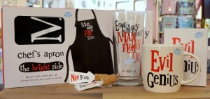 Man-related gifts aplenty!