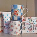 Spotted the new shape 'Stanley' mugs - and the gorgeous new Star and Butterfly cosmetic ranges too!