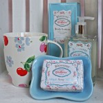 Cherry Blossom soaps and washes make great gifts, and the large crush mugs are just £6.50 here at Style.