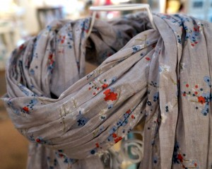 These crinkle scarves look great with any outfit - why not layer them up for an eclectic look?